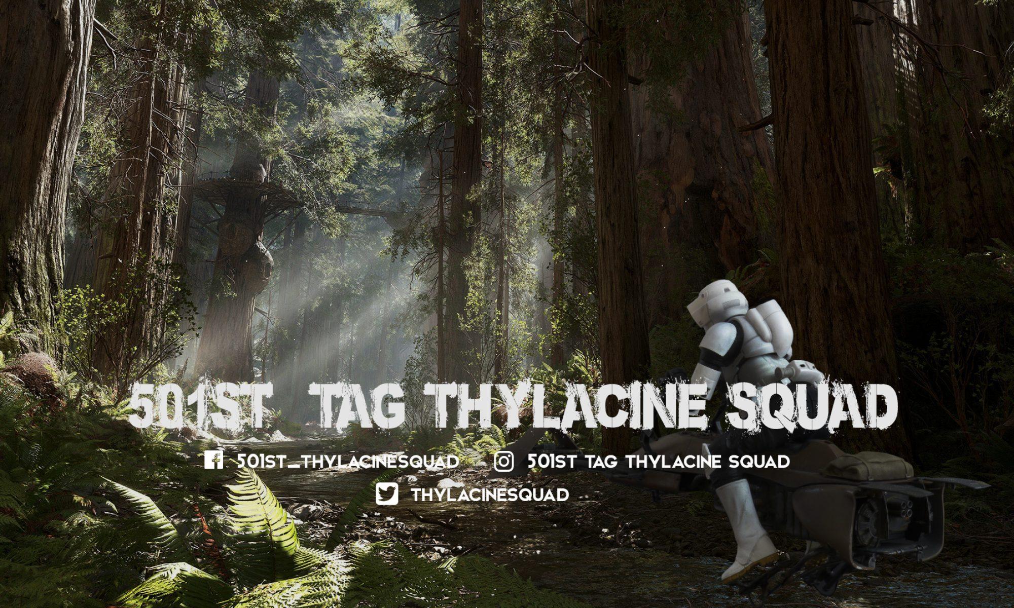 Thylacine Squad